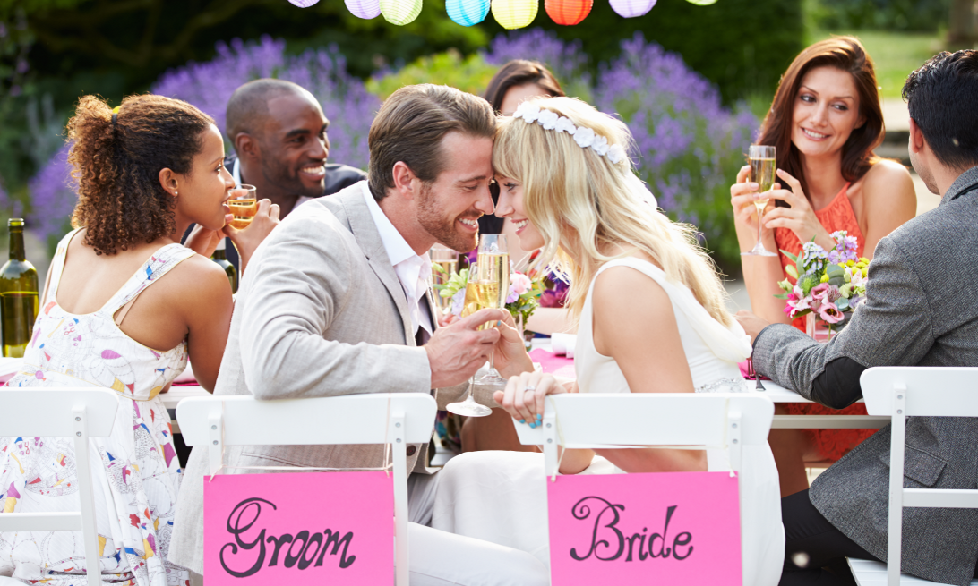 summer wedding food ideas
