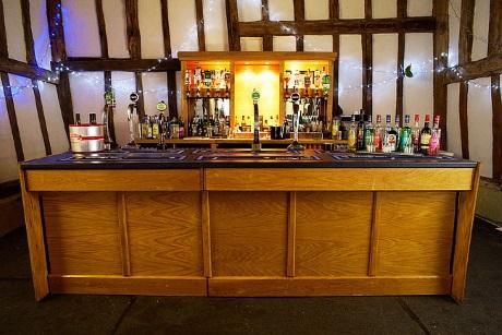 Outside Bars - Prestige Bars & Catering