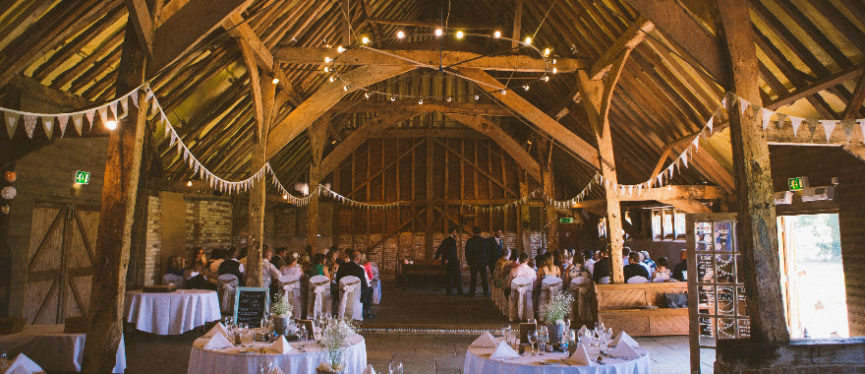 The Red Barn, Wedding Venue, Case Study